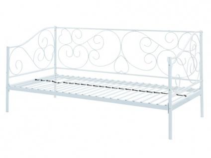 Kinderbett VIVAN - 90x200cm - Weiß - Vorschau 5