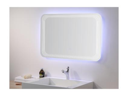 Spiegel mit LED-Beleuchtung AGLAE - B 90 x H 60 cm
