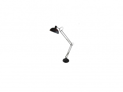 Stehlampe Giant Schwarz - Höhe: 190 cm