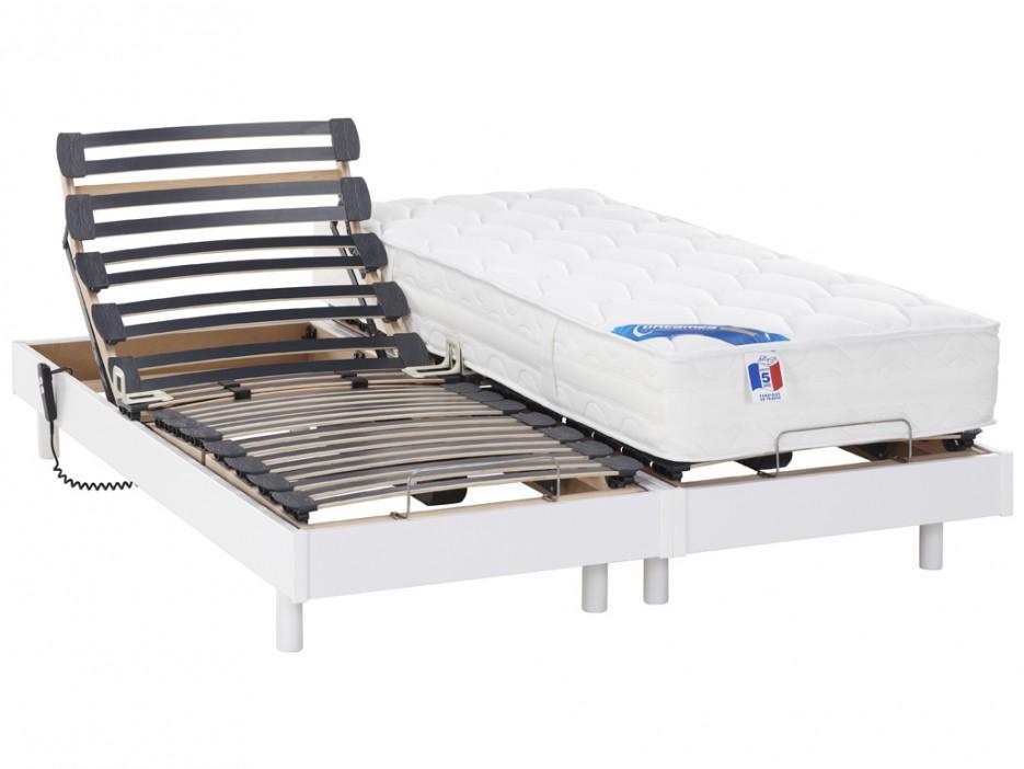 matratzen elektrischer lattenrost 2er set mit motor apollo. Black Bedroom Furniture Sets. Home Design Ideas