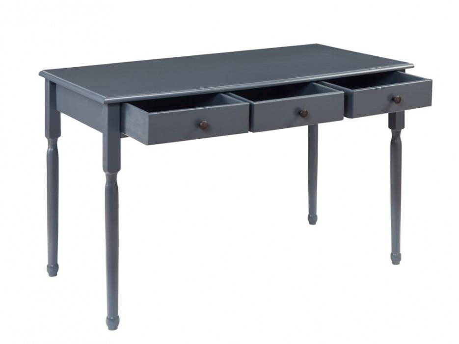 schreibtisch holz massiv mit stauraum babord kaufen bei. Black Bedroom Furniture Sets. Home Design Ideas