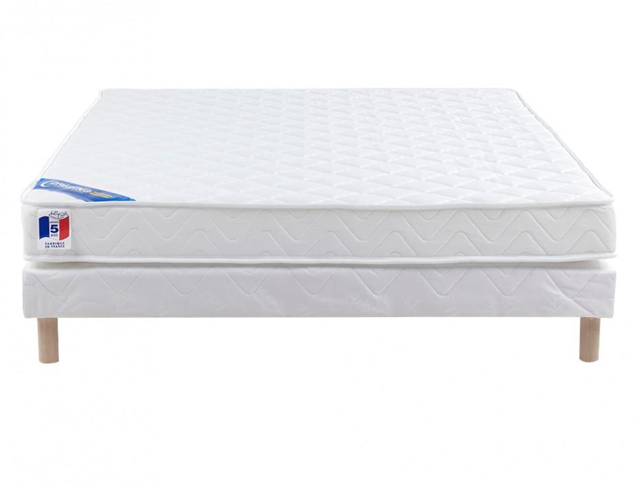 matratzen lattenrost set olympe von dreamea 140x190cm kaufen bei kauf. Black Bedroom Furniture Sets. Home Design Ideas