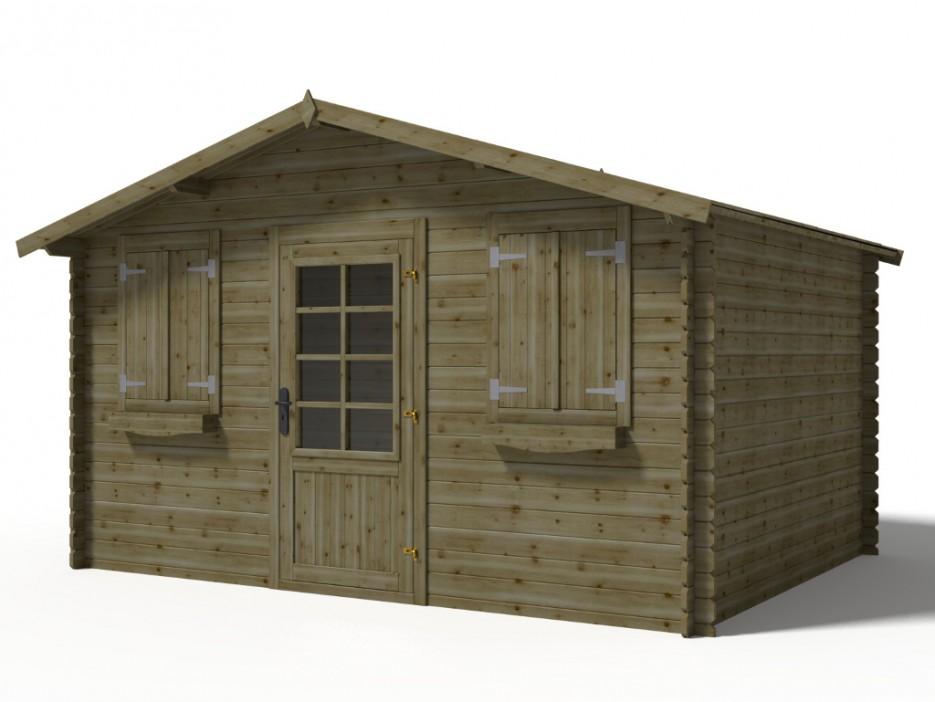 gartenhaus 300 x 400 cm my blog. Black Bedroom Furniture Sets. Home Design Ideas