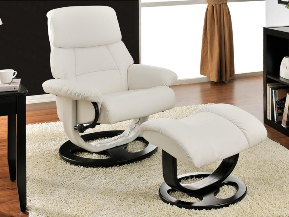 relaxsessel fernsehsessel leder myosotis fu hocker schwarz kaufen bei kauf. Black Bedroom Furniture Sets. Home Design Ideas