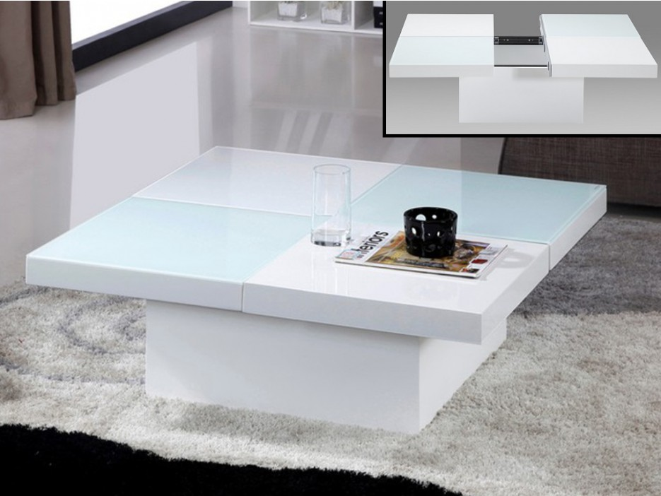 couchtisch glas calisto wei kaufen bei kauf. Black Bedroom Furniture Sets. Home Design Ideas