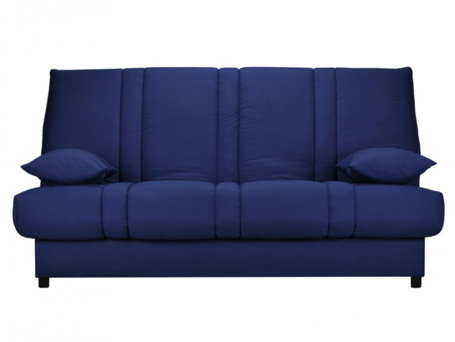 schlafsofa klappsofa mit bettkasten farwest blau kaufen bei kauf. Black Bedroom Furniture Sets. Home Design Ideas