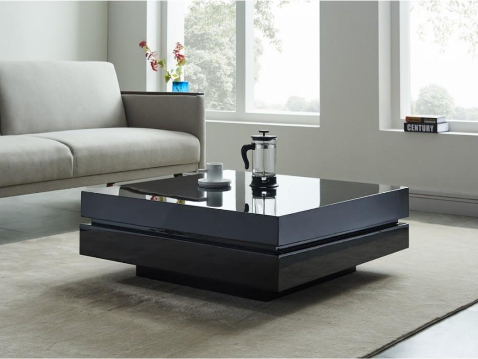 couchtisch led lyess schwarz kaufen bei kauf. Black Bedroom Furniture Sets. Home Design Ideas