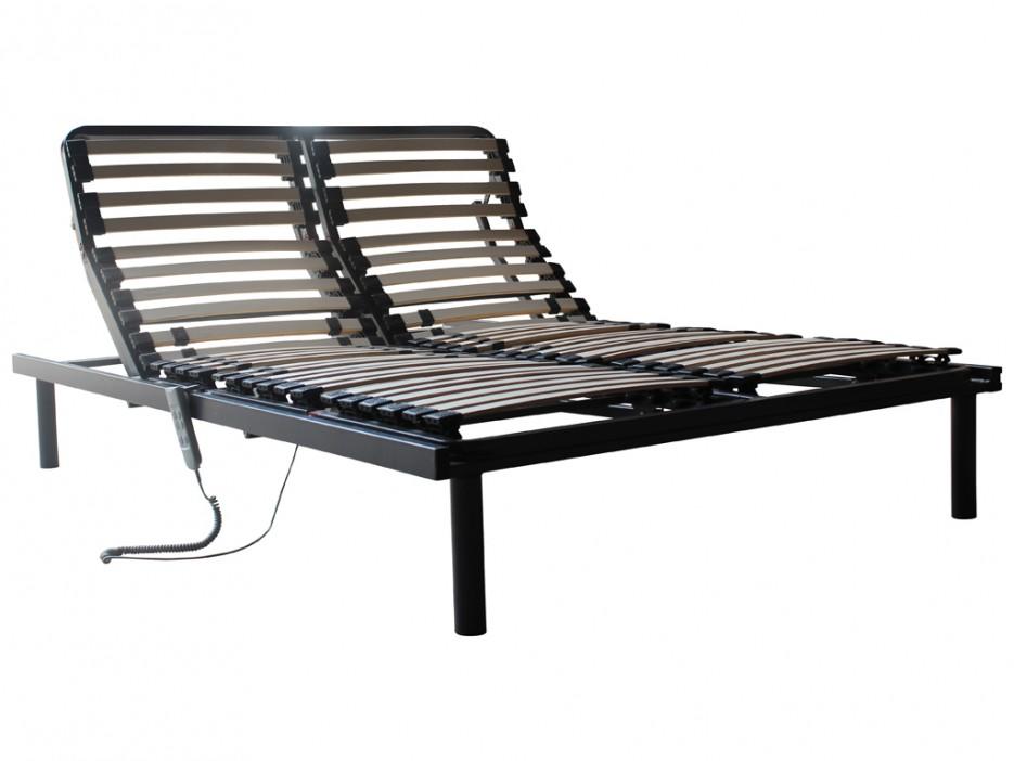 elektrischer relax lattenrost 5 verstellbare positionen 140x200 cm okin motor kaufen bei