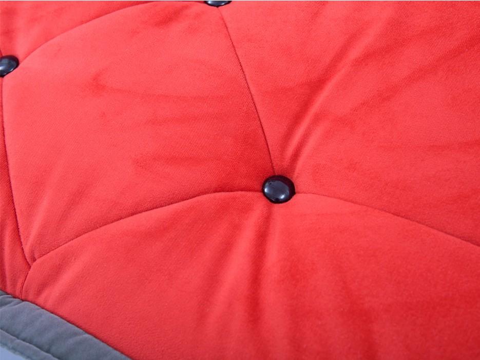 schlafsofa klappsofa stoff bristol rot kaufen bei kauf. Black Bedroom Furniture Sets. Home Design Ideas