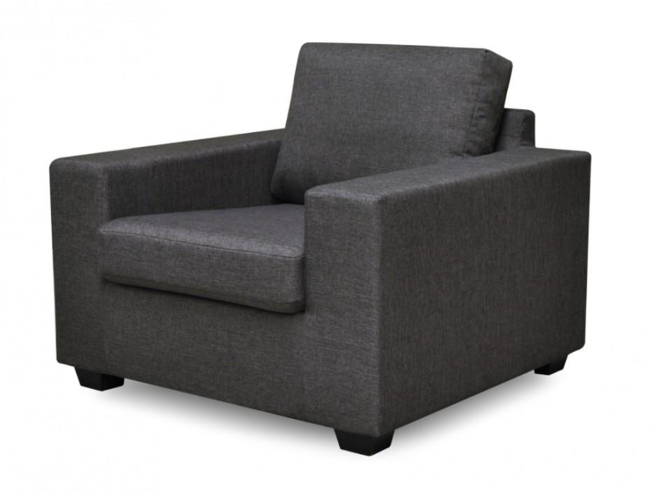 sessel stoff yudo grau kaufen bei kauf. Black Bedroom Furniture Sets. Home Design Ideas