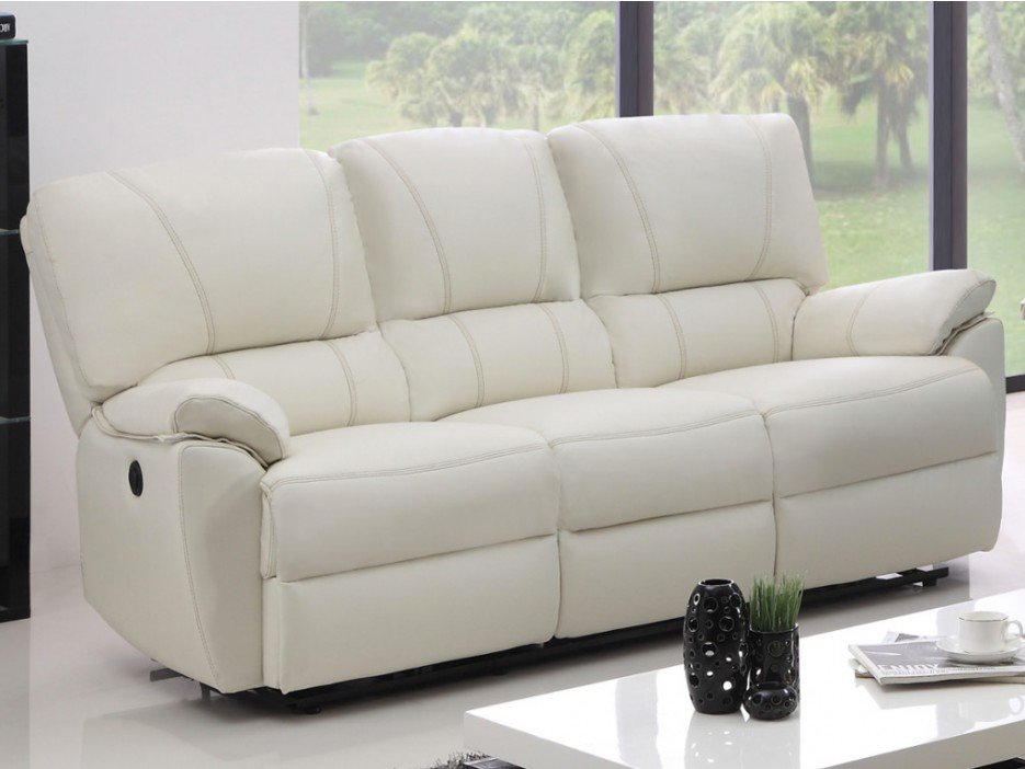 relaxsofa 3 sitzer fabulous ekornes stressless space relax sofa beige crme leather tv recliner. Black Bedroom Furniture Sets. Home Design Ideas