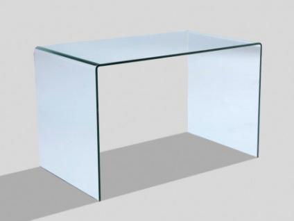 Schreibtisch Glas ELSTRON