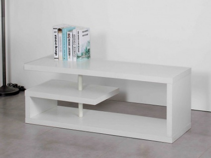 TV-Möbel COLYN - Weiß