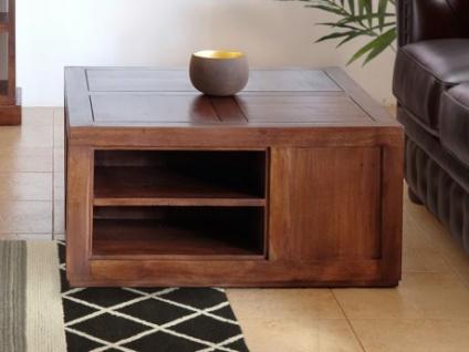Couchtisch Holz Bombay II - Teak massiv