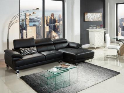 Hochflor-Teppich Orage - 160x230 cm - Vorschau 1