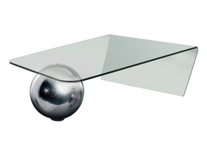 Couchtisch Glas Stahl Mundo - Vorschau 2