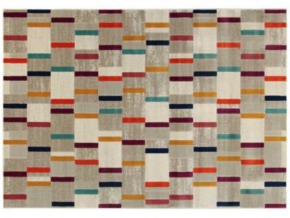 Teppich DASH - Polypropylen & Jute - 160x230 cm