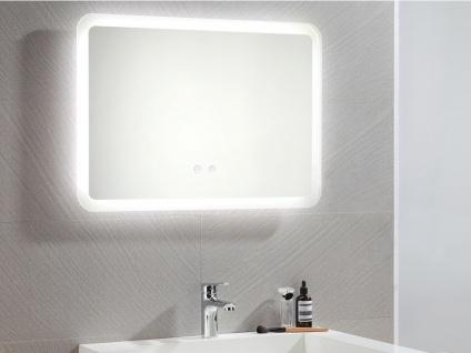 Spiegel mit LED-Beleuchtung ORBITEA - B70 x H50 cm