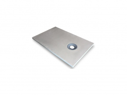 Duschwanne Duschtasse zur Selbstgestaltung DELOS - 1400x900x40mm