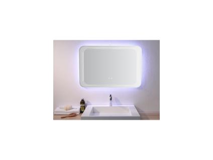 Spiegel mit LED-Beleuchtung AGLAE - B 90 x H 60 cm - Vorschau 5