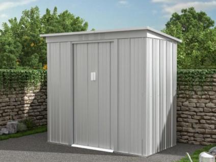 Gartenhaus Gerätehaus ACAMAR - Stahl - 2, 32 m²
