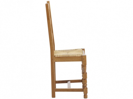 Stuhl 6er-Set Massivholz Segu - Vorschau 3