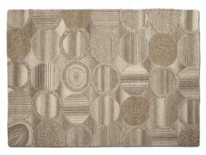 Wollteppich Handgetuftet CIRCA - 160x230 cm