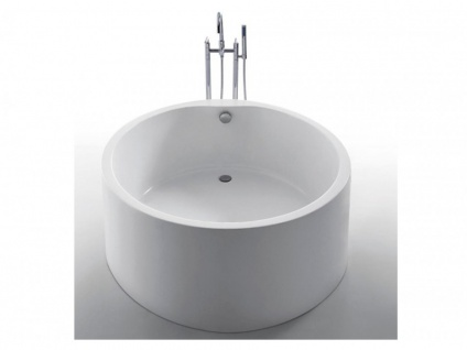 Freistehende Badewanne Laguna - 316 L