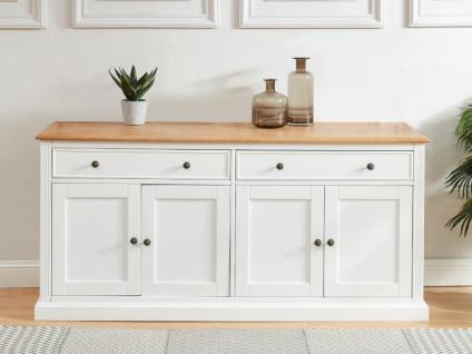 Sideboard HONFLEUR - 4 Türen & 2 Schubladen