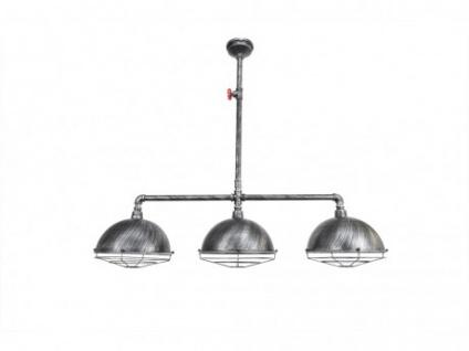 Hängeleuchte Metall DOKO - H102xB120cm - Industrie-Design
