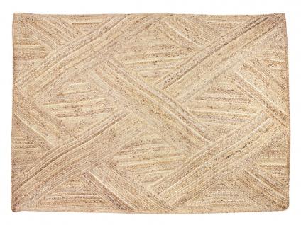Teppich AKOLA - 100% Jute - 160x230cm
