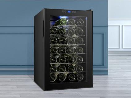 Weinkühlschrank Rebe - 80 Liter - 28 Flaschen