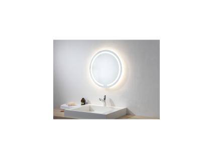 Spiegel mit LED-Beleuchtung NEREA - Durchmesser: 60 cm