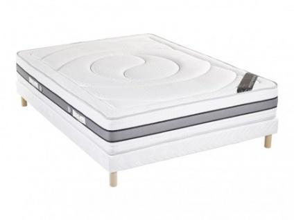 Visco-Matratze Lattenrost-Set EROTICA von PALACIO - 180x200 cm