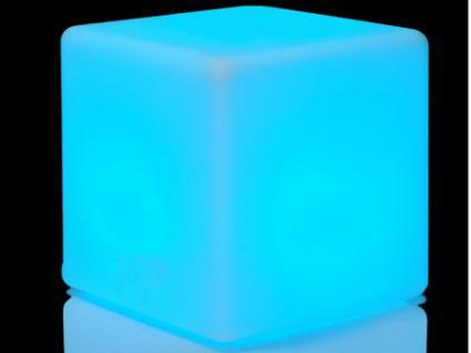 LED Sitzwürfel Ice