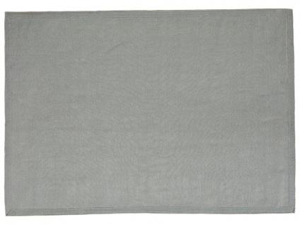 Teppich LOUVAIN - 100% Viskose - 200x290 cm - Dunkelblau - Vorschau 5