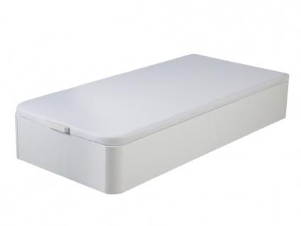Bettgestell HESTIA von DREAMEA PLAY - 90 x 190 cm - Weiß