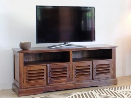TV-Möbel Teak massiv BALI