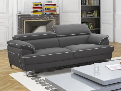 3-Sitzer Sofa Voltaire - Taupe