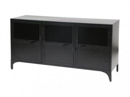 Sideboard Design Metall MADEN