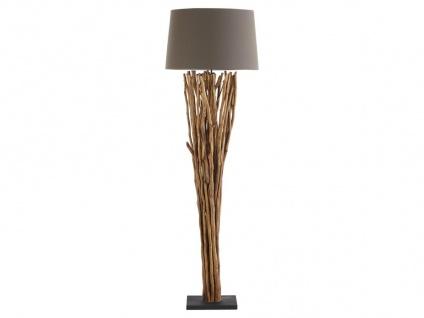 Stehlampe Treibholz Ranua - Höhe: 175 cm