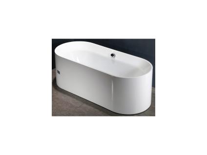 Freistehende Badewanne Katoucha - 222 L - Vorschau 3