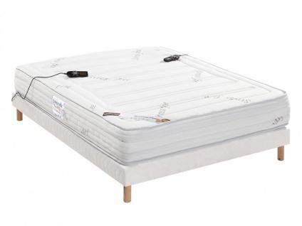 Massagematratze Lattenrost Set NINA - 160x200cm