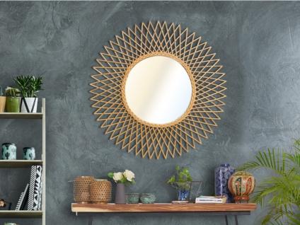 Spiegel rund CALAMUS - D 90cm