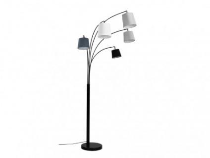 Stehlampe Stehleuchte Metall Varietone - Höhe: 210 cm
