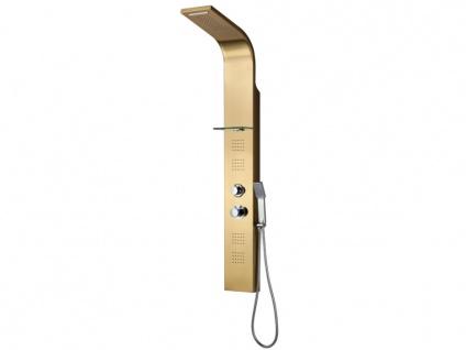 Massage Duschpaneel JOSTA - 45x150cm