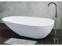 Freistehende Badewanne Aquarella - 270 L