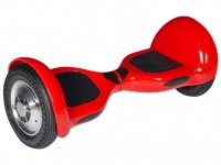 Hoverboard elekt. Skateboard QUICK-RIDE - 500W - 12 km/h - Rot