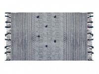 Teppich 100% Baumwolle GREY - 120x170cm