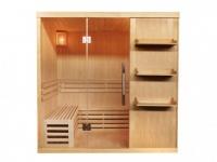 Finnische Saunal FABORG - 4/5 Personen